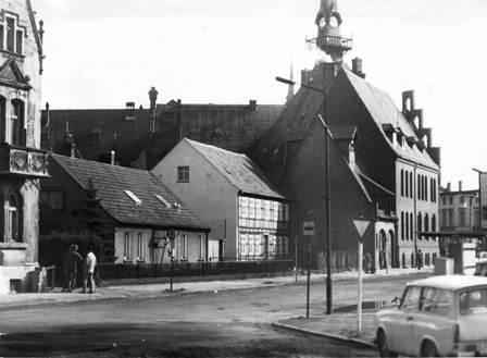 Rathausplatz 1989