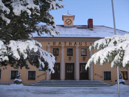 Rathaus Fredersdorf
