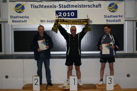 Stadtmeister Senioren Ü50 2010