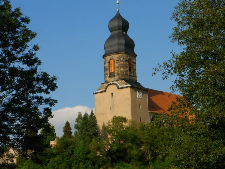 Kirche Leuben