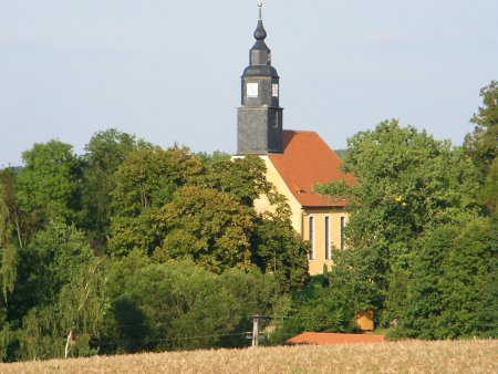 Kirche Planitz