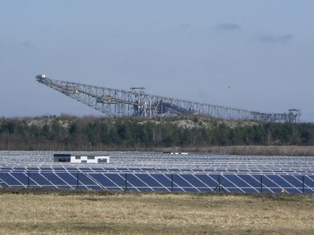 Solarpark Finsterwalde I