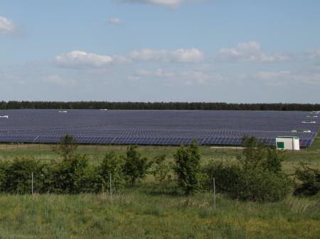 Solarpark Finsterwalde II