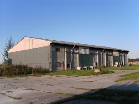 Getreidehalle TW Doberlug-Kirchhain