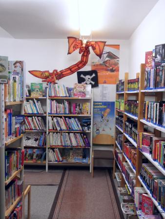 Unsere Bilbliothek