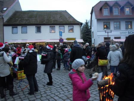 9. Weihnachtsmarkt in Teupitz am See