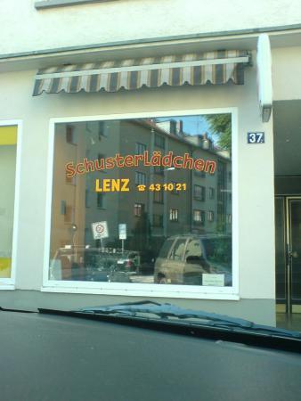 Sandweg Laden