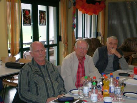 Mitglieder des KFV-Vorstands