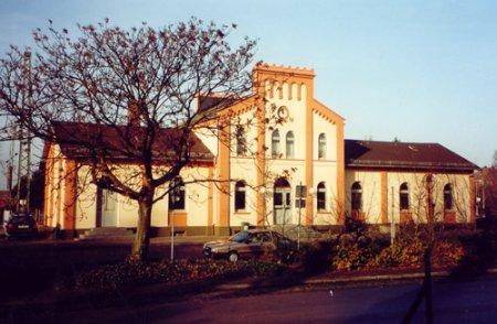 Sarstedt-Bahnhof
