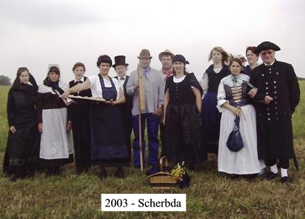 Scherbda 2003
