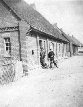 Aus dem Dorfleben um 1950 (4)
