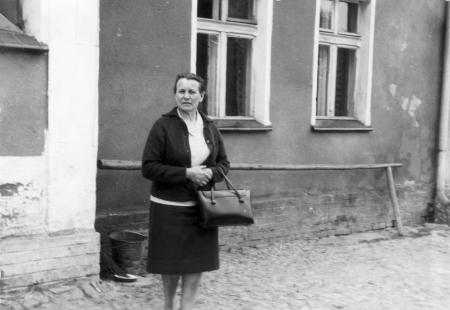 Maria Streibel in Wiese-gräflich (1971)