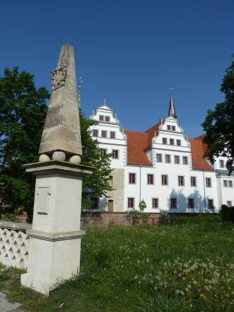 Schloss Doberlug - Stadttor