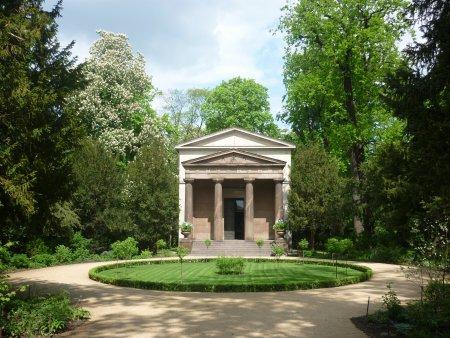 Mausoleum Schlossgarten Charlottenburg