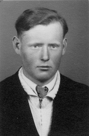 Friedrich Wilhelm Albert Schmidt, geb. 4.10.1918, gefallen im II. Weltkrieg am 29.8.1941