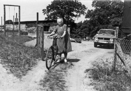 Ida Schmidt, Pfingsten 1979