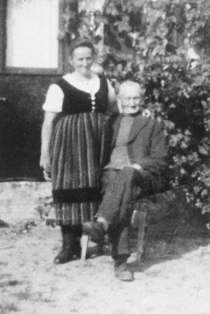 Ida und Friedrich Schmidt