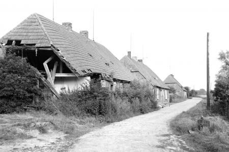 Ehemalige Tagelöhnerkaten in Schönkamp
