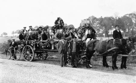 Erntewagen Schönkamp