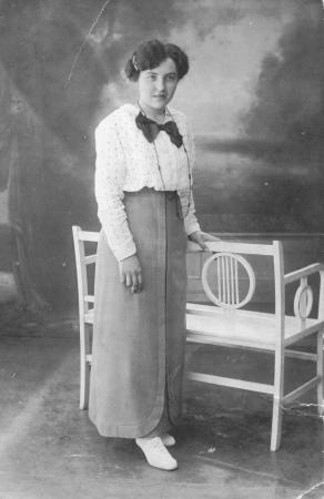Erna Schröder, geb. Schmidt (1)