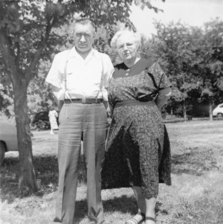 Ewald und Erna Schroeder