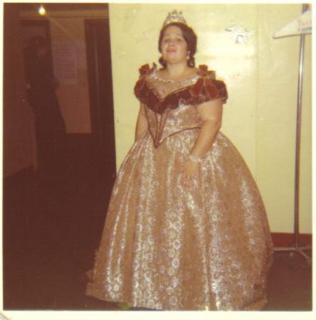 Opernsängerin Ruth Schroeder, geb. Wiederhold