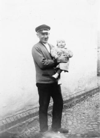 Otto Schmidt, etwa 1943
