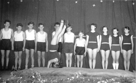Schauturnen 1956 (3)