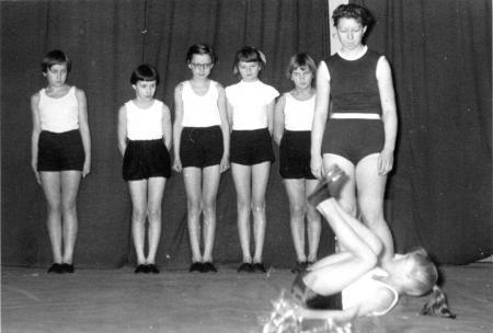 Schauturnen 1956 (5)