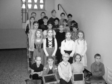 Schule alt