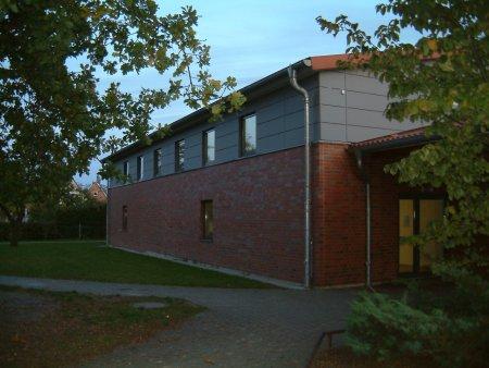 Kleine Schulturnhalle