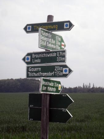 Gemeinde Braunichswalde