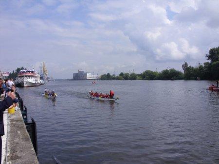 drachenbootrennen fahrt