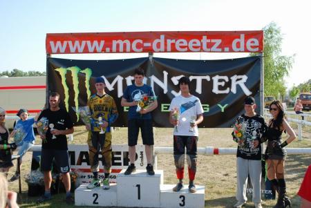 Sebastian Schmidt 3.Platz 08.05.2011