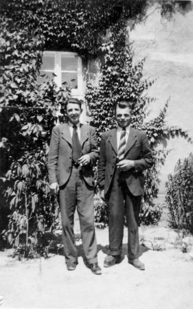 Paul Kneier und Bernhard Ladwig