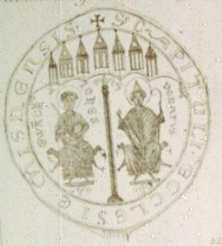 Kloster-Siegel von 1277