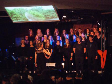Sommerauftritt 2012-Chor