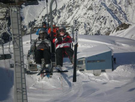 Skigebiet Sonnenkopf 2