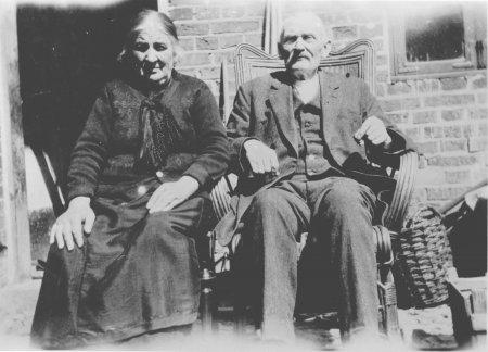 Auguste und Heinrich Sonntag, Pfingsten 1929