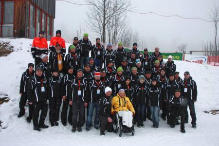 Team Ski Nordisch IPC 2011
