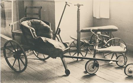 Spielzeug-Ausstellung 1955