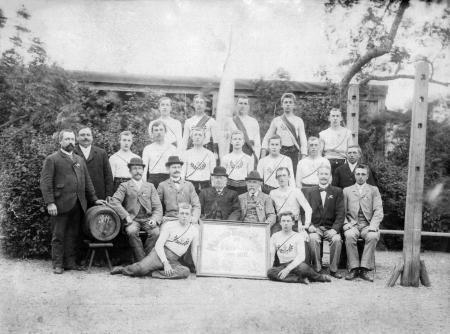 Männer-Turn-Verein zu Neukalen von 1892