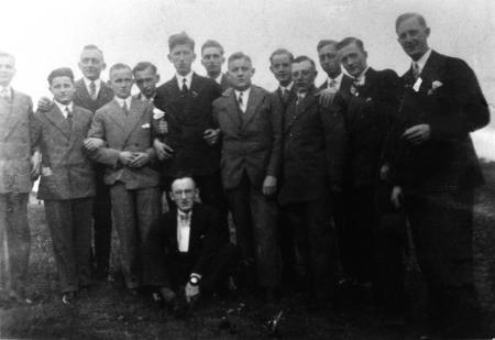 Der erste Neukalener Fußballclub 1932