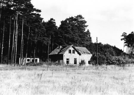Haus am früheren Sportplatz bei den