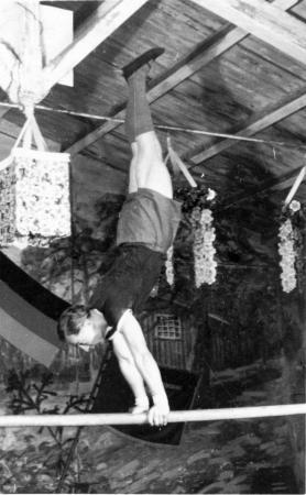 Joachim Zidorn, 1954