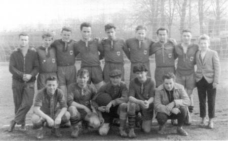 Junioren 1959 in Röbel