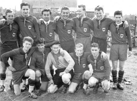 Junioren 1958 in Dargun