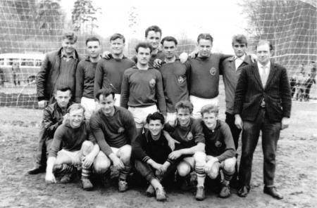 Pokalhalbfinale 1962 in Anklam