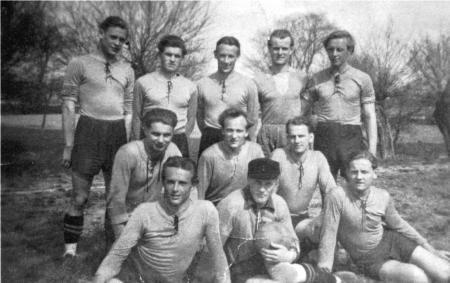 Aufstieg Bezirksklasse 1953