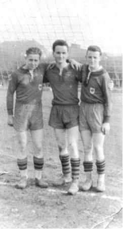 Roland Volkmann, Horst Jürß, Peter Wendlandt